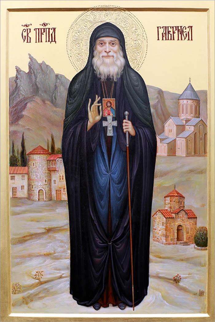 Святой габриэль молитва